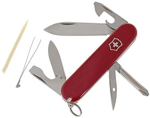 Schweizer Taschenmesser Anzahl Funktionen 12 Victorinox Tinker Small 0.4603 Rot