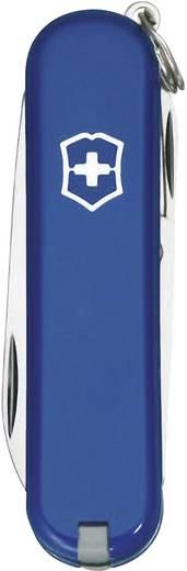 Schweizer Taschenmesser Anzahl Funktionen 7 Victorinox Classic 0.6223.2 Blau