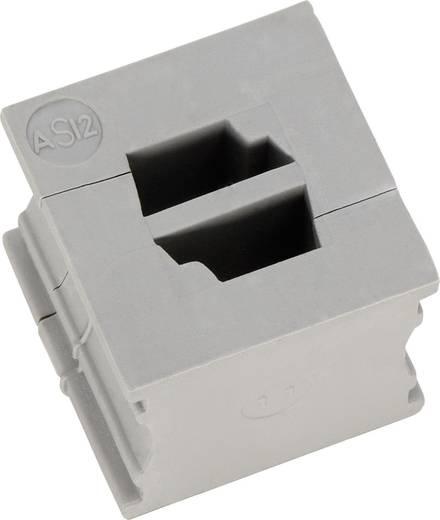 Icotek KT-ASI2 Kabeldurchführung geschlitzt Elastomer Grau 1 St.