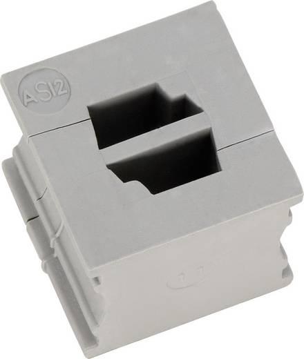 Kabeldurchführung geschlitzt Elastomer Grau Icotek KT-ASI2 1 St.
