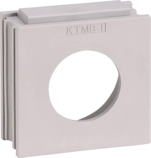Kabeldurchführung Klemm-Ø (max.) 18 mm Elastomer Grau Icotek KTMB-G 1 St.