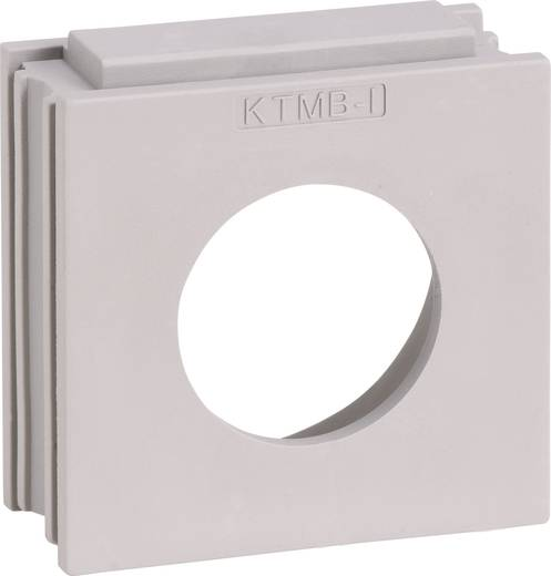 Kabeldurchführung Klemm-Ø (max.) 23 mm Elastomer Grau Icotek KTMB-H 1 St.