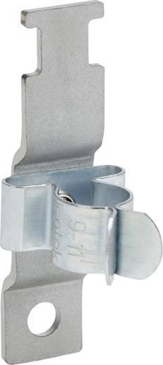 Icotek LFZ/SKL 3-6 Schirmklammer Klemm-Ø (max.) 6 mm Federstahl 1 St.