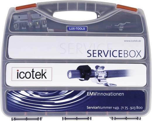 Servicebox Schirmklemmen Icotek Servicekoffer-EMV 1 St.