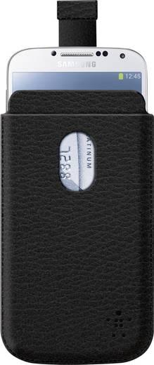 Belkin Pocket Sleeve Passend für: Samsung Galaxy S4 Schwarz