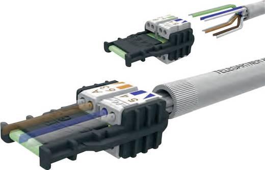 RJ45-Stecker, feldkonfektionierbar Stecker, gerade UFP8 Telegärtner J00026A3000 1 St.