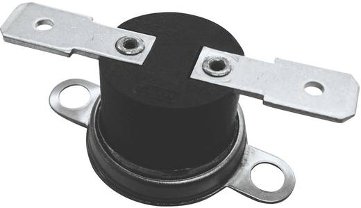 Bimetallschalter 250 V 10 A Öffnungstemperatur (± 5°C) 130 °C Schließ-Temperatur 100 °C ESKA 261-Ö130-S100-H 1 St.