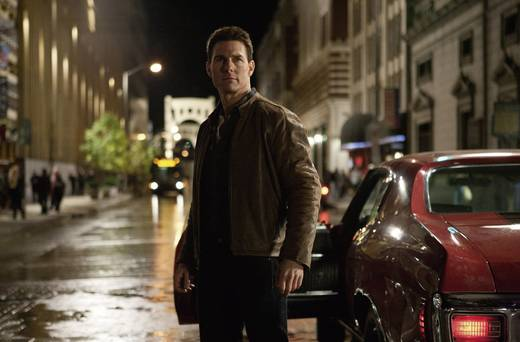 blu-ray Jack Reacher FSK: 16