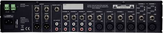 Audac CPR12 - Zweizonen 10 Kanal stereo Vorverstärker