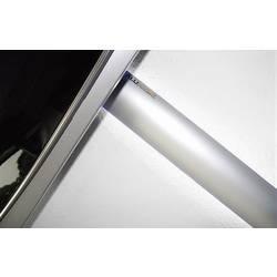Image of Alunovo AL90-025 Kabelkanal (L x B x H) 250 x 80 x 20 mm 1 St. Silber (matt, eloxiert)
