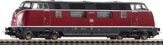 Piko H0 59702 H0 Diesellok BR 220 (220.0) der DB Gleichstrom (DC) analog
