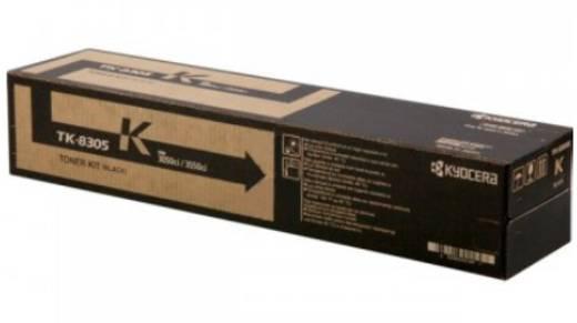 Kyocera Toner TK-8305K 1T02LK0NL0 Original Schwarz 25000 Seiten