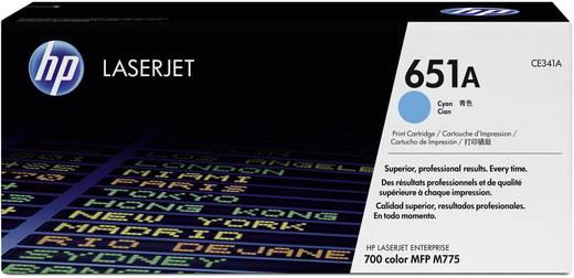 HP Toner 651A CE341A Original Cyan 16000 Seiten