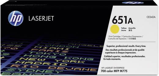 HP Tonerkassette 651A