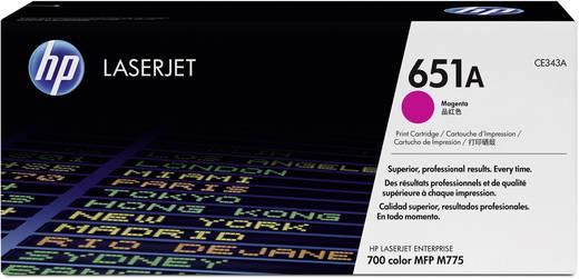 HP Toner 651A CE343A Original Magenta 16000 Seiten