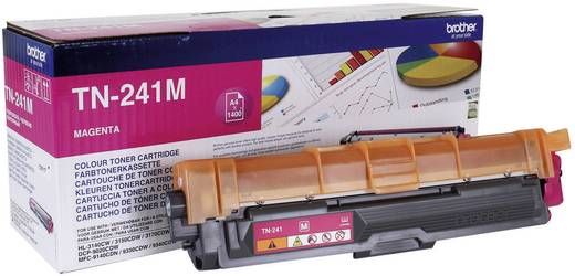 Brother Toner TN-241M TN241M Original Magenta 1400 Seiten