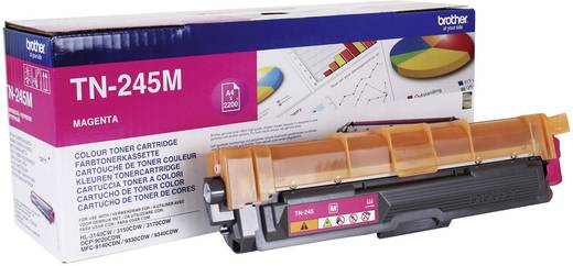 Brother Toner TN-245M TN245M Original Magenta 2200 Seiten