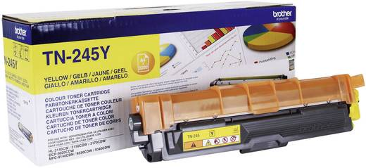 Brother Toner TN-245Y TN245Y Original Gelb 2200 Seiten