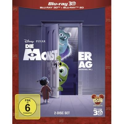 blu-ray Monster AG (+ 2D Blu-ray) FSK: 6 Preisvergleich