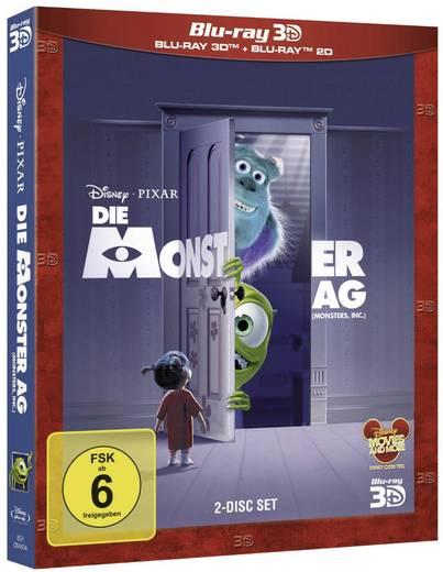 blu-ray Monster AG (+ 2D Blu-ray) FSK: 6