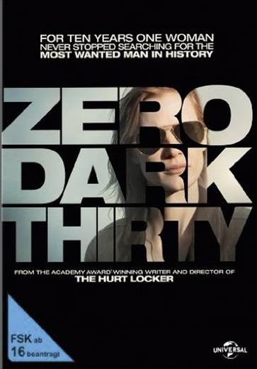 DVD Zero Dark Thirty FSK: 16