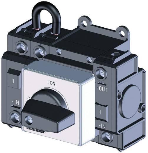 Lasttrennschalter Gleichspannung 32 A 1000 V 1 x 90 ° Schwarz Sälzer D241-83300-026M1 1 St.