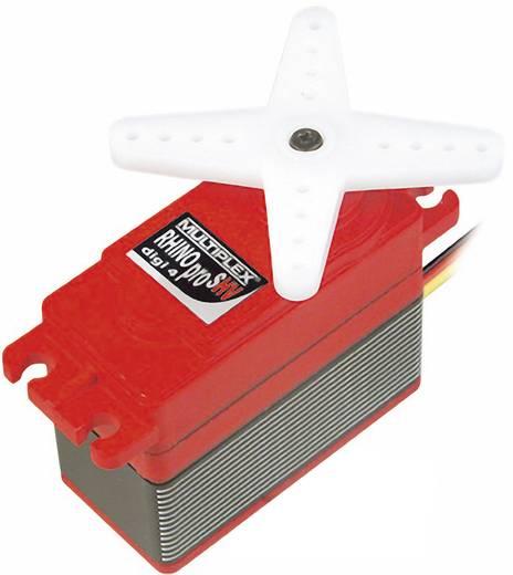 Multiplex Spezial-Servo RHINO pro SHV digi 4 Digital-Servo Getriebe-Material Metall Stecksystem JR