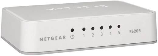 Netzwerk Switch RJ45 Netgear FS205 5 Port 100 MBit/s