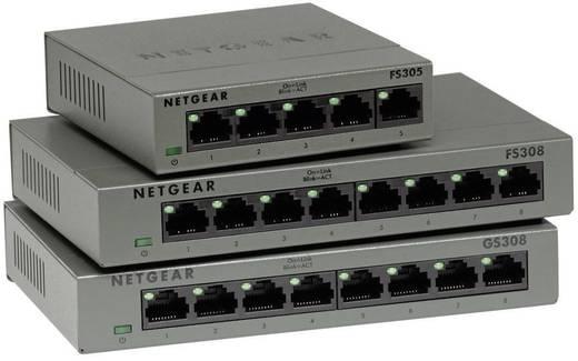 Netzwerk Switch RJ45 Netgear GS308 8 Port 1 GBit/s