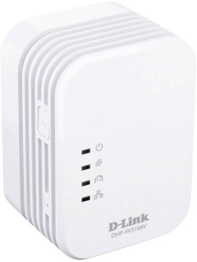 D-Link DHP-W311AV Powerline WLAN Starter Kit 500 MBit/s