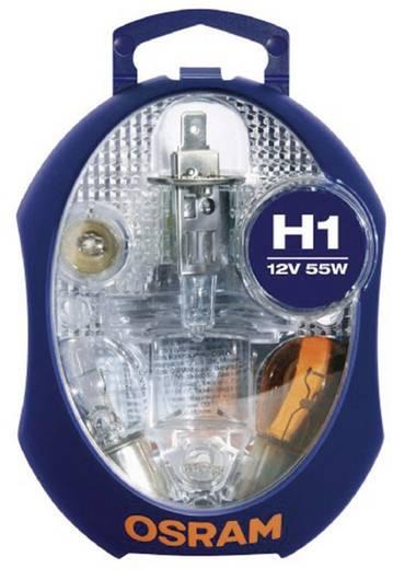 Halogen Leuchtmittel OSRAM Original Line H1, PY21W, P21W, P21/5W, R5W, W5W 55 W