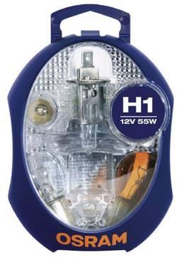 Halogénová žiarovka OSRAM Minibox H1 CLKM H1 EURO UNV1, H1, PY21W, P21W, P21/5W, R5W, W5W, 55 W, 1 ks