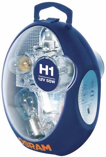 Halogen Leuchtmittel OSRAM Standard H1 55 W