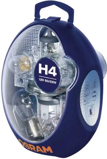 Halogen Leuchtmittel OSRAM Standard H4 60/55 W