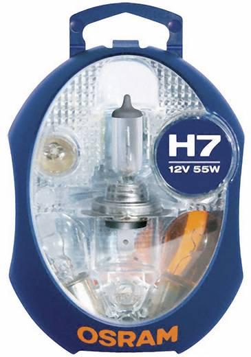 Halogen Leuchtmittel OSRAM Standard H7 55 W