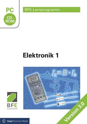 Lernprogramm - Elektronik 1 Vogel Buchverlag 978-3-834-33110-6