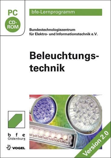 Lernprogramm - Beleuchtungstechnik Vogel Buchverlag 978-3-834-33263-9