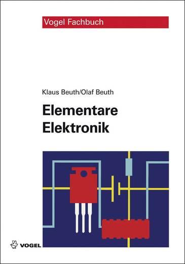 Buch Elementare Elektronik Vogel Buchverlag 978-3-834-33280-6