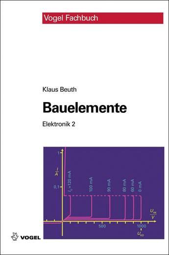Elektronik 2 - Bauelemente Vogel Buchverlag 978-3-834-33170-0