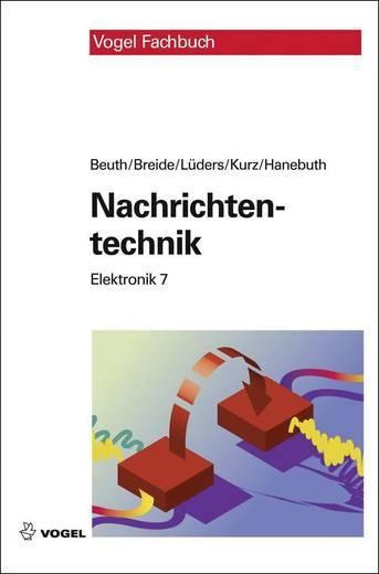 Elektronik 7 - Nachrichtentechnik Vogel Buchverlag 978-3-834-33365-0