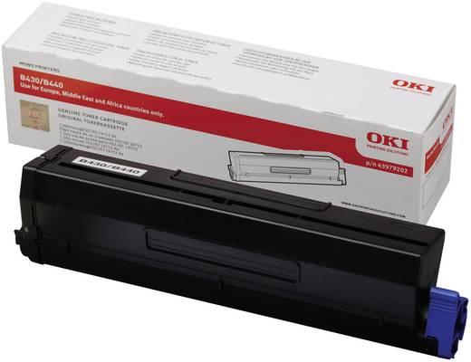 OKI Toner 43979202 43979202 Original Schwarz 7000 Seiten