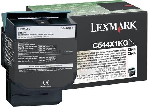 Lexmark Toner C544X1 C544X1KG Original Schwarz 6000 Seiten