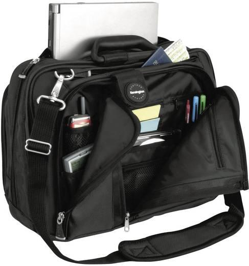 Kensington Notebook Tasche Contour Schwarz