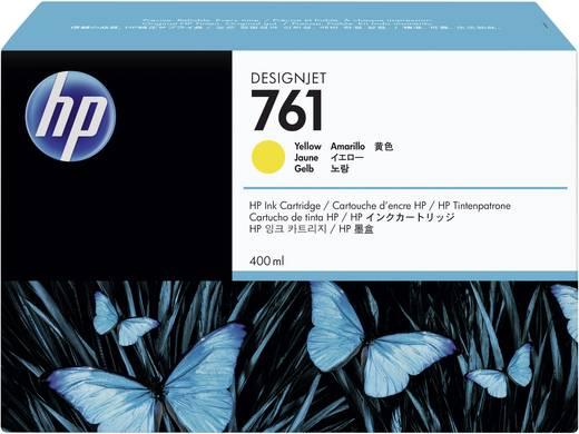 HP Tinte 761 Original Gelb CM992A