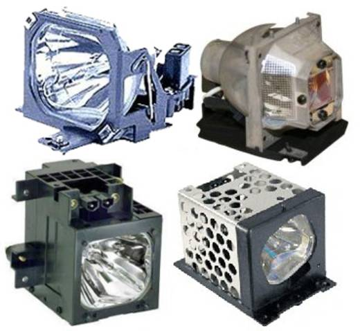 Beamer-Ersatzlampe golamps GL163 2000 h GL163