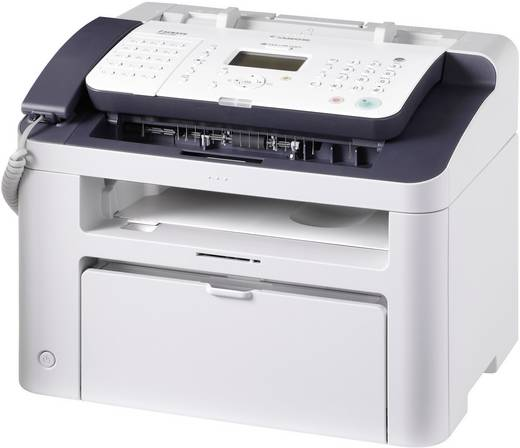 Canon i-SENSYS FAX-L170 Laser-Faxgerät Sende- /Empfangsspeicher 512 Seiten