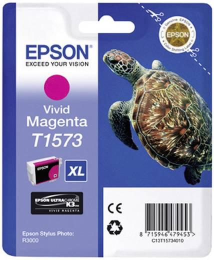 Epson Tinte T1573 Original Magenta C13T15734010