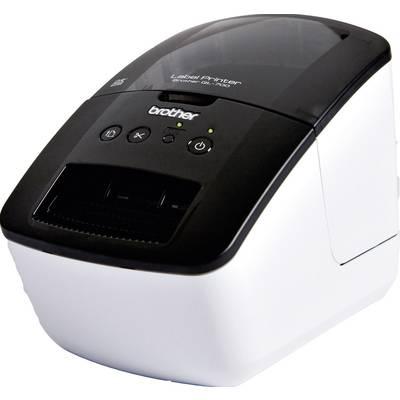 Brother QL-700 Etiketten-Drucker Thermodirekt 300 x 300 dpi Etikettenbreite (max.): 62 mm  Preisvergleich