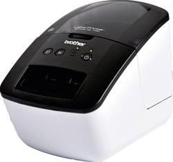Tlačiareň štítkov termálna s priamou tlačou Brother QL-700, Šírka etikety (max.): 62 mm, USB