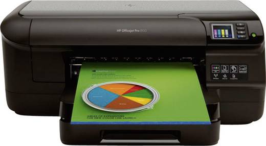 HP Officejet Pro 8100 ePrinter Tintenstrahldrucker A4 LAN, WLAN, Duplex